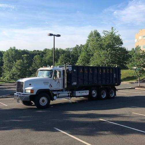 Renting a dumpster in Franklin County Ohio