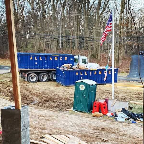 Rent a dumpster in Pennsylvania