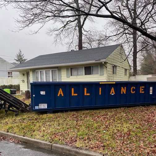 Rent a dumpster in Camden County New Jersey